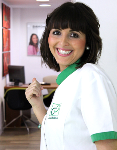 Mariví Sarria en Clínica Ceballos